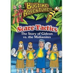 Bugtime Adventures Scare Tactics Willie Aames,   Movies & TV