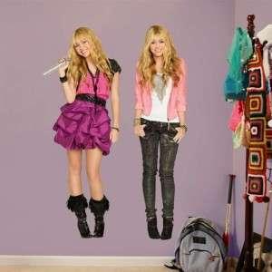 Hannah Montana Miley Cyrus Disney Fathead Wall Graphic