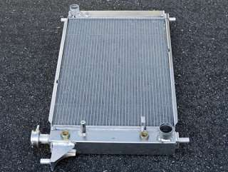 All Aluminum Racing Radiator for 1994 1995 Ford Mustang Automatic
