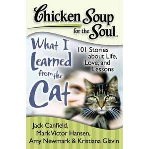 Chicken Soup for the Soul What I Learned from the Cat 101 Stories