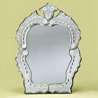Venetian Gems Queen Vanity Venetian Table Mirror Decor