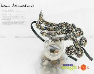 New Women Fashion Angel Wing Headband Hair Band #013