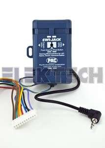 PAC SWI JACK STEERING WHEEL CONTROL FOR JVC KW ADV794