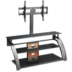Source Industries 45 x 22 Plasma TV Stand with Mounting Bracket