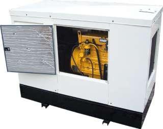 John Deere 150 kW Diesel Generator w/ Sound Enclosure