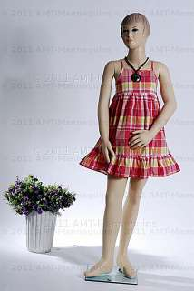 amt mannequins standing female girl child mannequin model pet