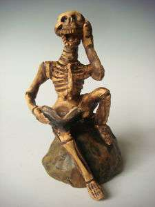 Mexican Oaxacan Day of Dead skeleton DEMETRIO AGUILAR