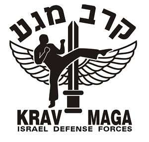 Israel Krav Maga Custom Vinyl Bumper Sticker Car Decals