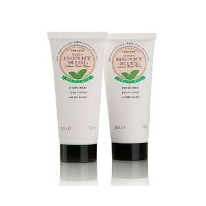Perlier Honey and Mint Hand Cream 2 pack Health