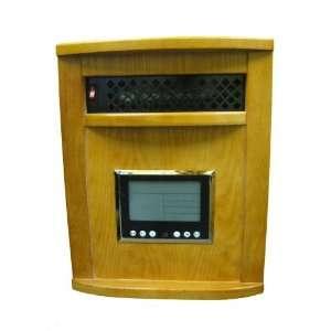 Redleaf Quartz Infrared Portable Heater / with Remote (Oak