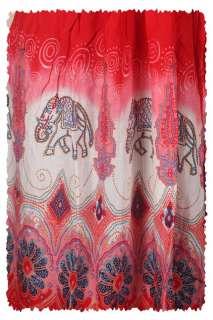 ELEPHANT PRINT Hippie Boho SEXY 37 Long Dress S/M/L