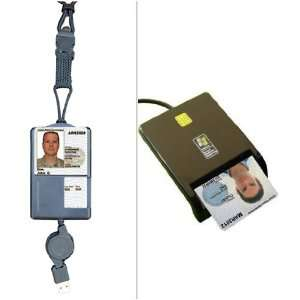 Smart Card Reader and SGT111 DOD Military USB CAC Smart Card Reader