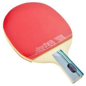 DHS VP5406 STAR V Table Tennis Racket (Penhold), Double Happiness (DHS