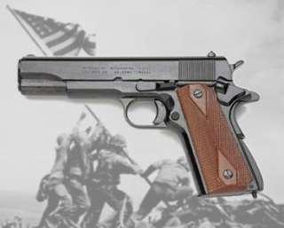Thompson 1911 Captain America Machine Gun Non Firing Set Pistol Prop